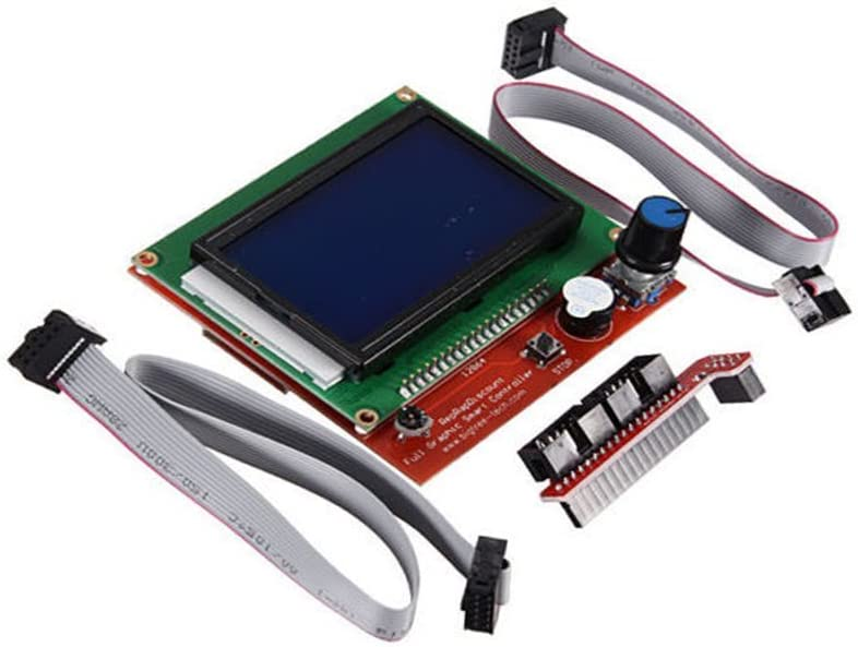 Adapter For Mendel Prusa 3D Printer Reprap RAMPS1.4 2004 LCD Display Controller
