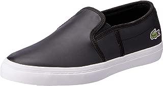 Lacoste Gazon BL 1 Women's Fashion Shoes, BLK