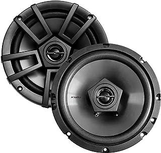 "$34 » H YANKA ES-Series 6.5""Full Range Stereo 500 Watt Max 2-Way Coaxial Car Audio Speaker, Premium Professional Coaxial Speaker..."