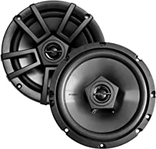 "$38 » Sponsored Ad - H YANKA ES-Series 6.5""Full Range Stereo 500 Watt Max 2-Way Coaxial Car Audio Speaker, Premium Professional ..."