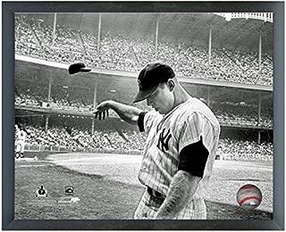 MLB Mickey Mantle New York Yankees 1965 Photo (Size: 12