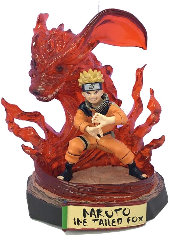 LULUDP Anime-Modell Anime Peripherie-Modell Naruto GK Whirlpool Naruto Farbe Farbe Farbe Szene Dekoration Skulptur Abstrakte Sammlung Dekoration Männer und Frauen Geschenk Souvenir 18 cm B07NV5HY63 | Perfekt In Verarbeitung  c8782d