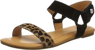UGG Rynell Leopard, Sandale Femme