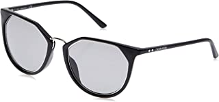 Calvin Klein Round Essentials Black Sunglasses-54