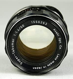 takumar 50mm 1.4