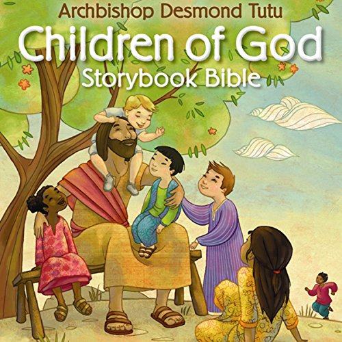 Children of God Storybook Bible audiobook cover art
