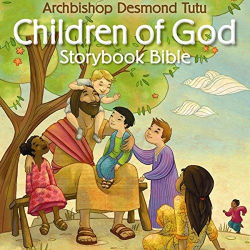 Children of God Storybook Bible cover art