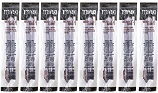Wenzel's Farm Teriyaki Snack Sticks │Snack Sticks │ Flavorful, Naturally Smoked │ High Protein, Low Carb │ No MSG, Fillers...