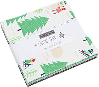 Snow Day Charm Pack by Stacy Iest HSU; 42-5