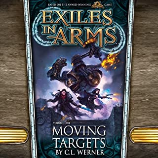 Moving Targets audiobook cover art