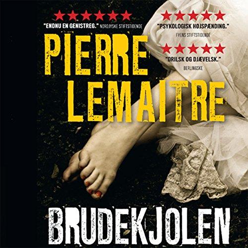 Brudekjolen audiobook cover art