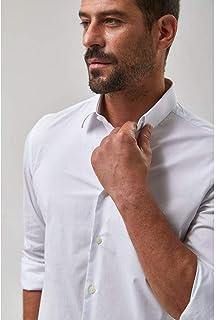 Camisa Luiz Lisa NS - Branco