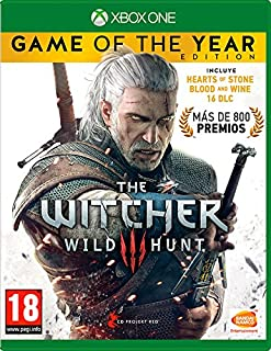 The Witcher 3: Wild Hunt - Game Of The Year Edition (B01J2K2OFW) | Amazon price tracker / tracking, Amazon price history charts, Amazon price watches, Amazon price drop alerts
