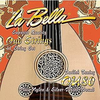 LaBella OU80 La Bella Oud String Set - Turkish Tuning