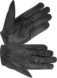 Men's Police Pat Down Safety Glove with Kevlar Lining