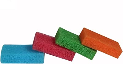 Bajrang® Magic Cleaning and Scouring Sponge Wipe Pads (04 pcs.)