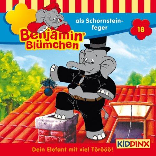 Benjamin als Schornsteinfeger: Benjamin Blümchen 18
