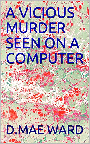 A VICIOUS MURDER SEEN ON A COMPUTER (English Edition)