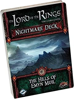The Hills Of Emun Muil Nigh Card Game