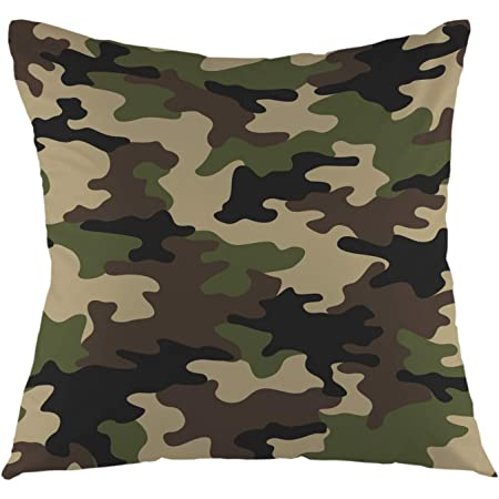 Amazon Com Realtree Pillow Case Xtra Green Camo Design 30 X 20 Inches Standard Size Camouflage Pillow Case Double Sided Print Polyester Microfiber 2 Pack Home Kitchen