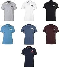 Jack & Jones Core Heritage Polo Shirt Mens Activewear Athleisure Top White Large