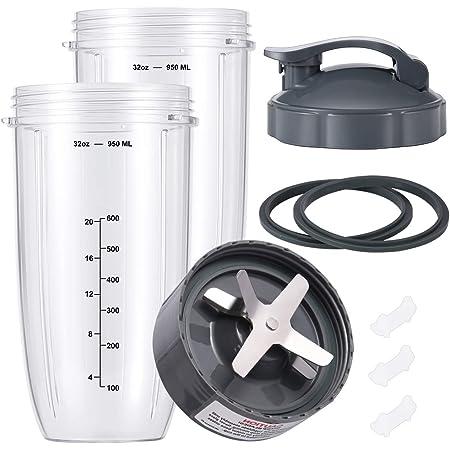 1Pcs 900 W Stay Fresh couvercles de remplacement joints pour mixeur Bullet Juicer Cup