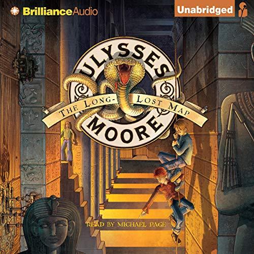 Ulysses Moore cover art