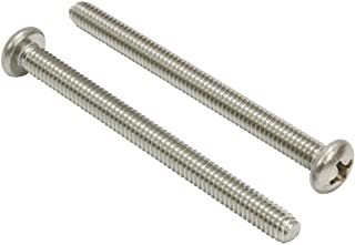 5//16 Handle Diam Passivated Stainless Steel Drawer Pull 4 Center to Center 10-32 Internal Thread Electro Hardware