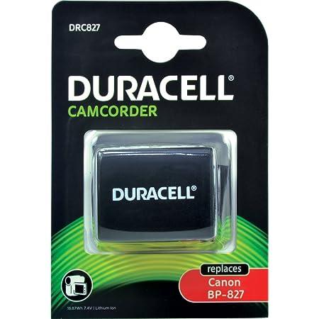 Duracell Dr9689 Li Ion Camcorder Ersetzt Akku Für Kamera