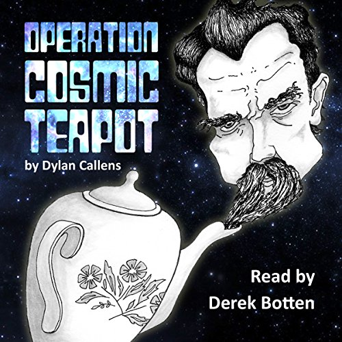 Operation Cosmic Teapot cover art