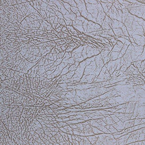 Elephant Velours Wildleder Microfaser geknitterte Leder Optik Möbelstoff Polsterstoff Meterware ca. 1,45 m Breite Light Grey