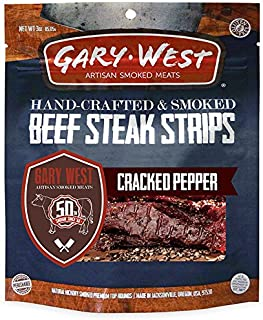 gary west steak strips