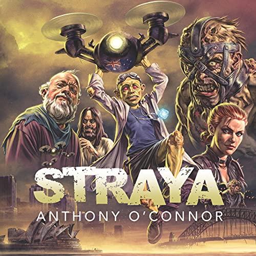 Straya cover art