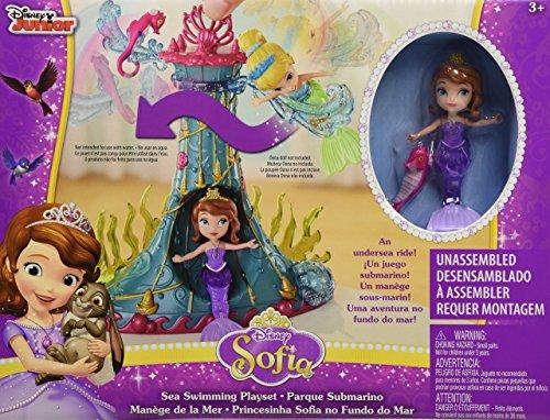 Mattel Disney Sofia The First Sofia and Mermaid Accessory
