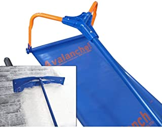 EarthMark Avalanche 1000 Combo Roof Snow Removal System and SnowRake Deluxe