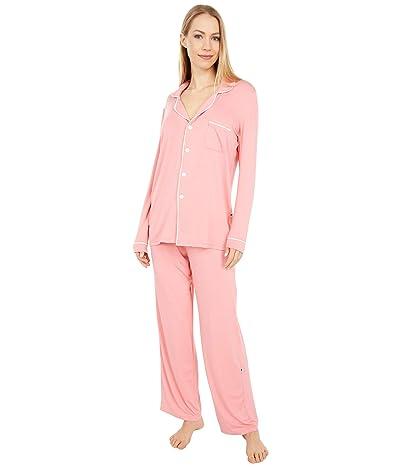 Kickee Pants Collared Pajama Set