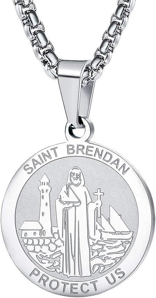 Wolentty Saint Brendan Necklace - 1
