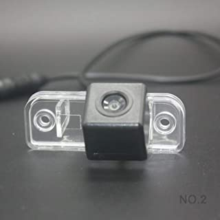 Dynavision La visión Nocturna cámara visión Posterior de visión Trasera Impermeable Super CCD Imagen viruta Impermeable cámara para Mercedes Benz C W203 E W211 CLS Klasse W219 CLK W209