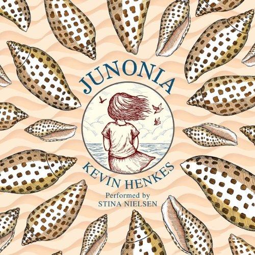 『Junonia』のカバーアート