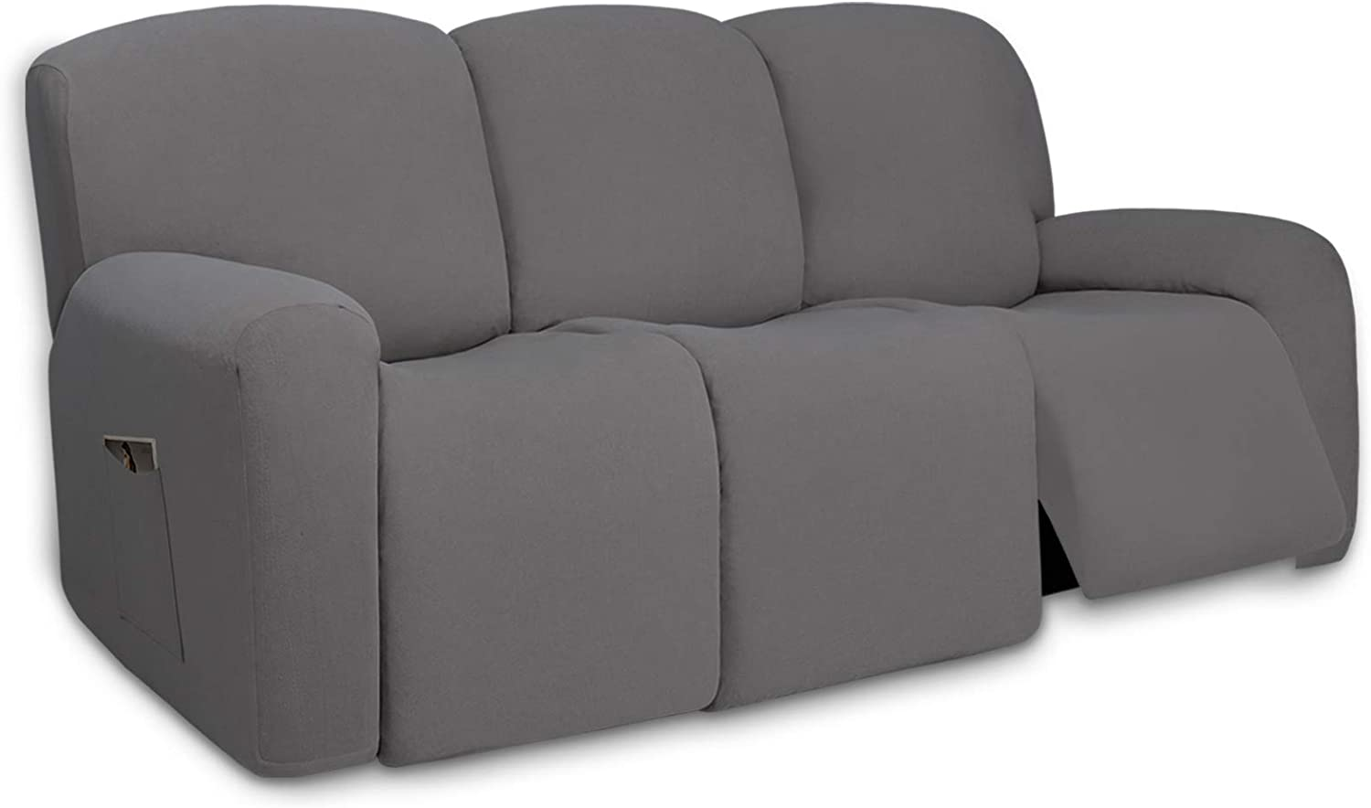 PureFit Super Stretch 3 Seats Recliner Sofa Ranking TOP15 wi Chair Portland Mall Couch Cover