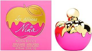 Les Delices De Nina by Nina Ricci Limited Edition Eau de Toilette for Women 75ml