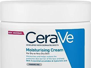 CeraVe Crema Hidratante |454gr| Hidrante diario para rostro