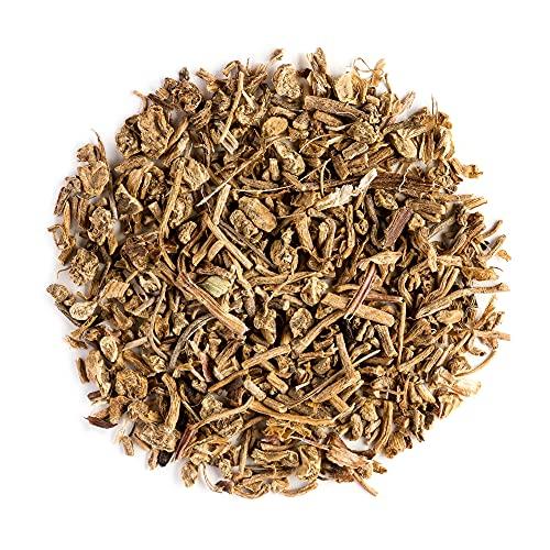 Valeriana Orgánica Infusión Raíz - Gran Poder Relajante - Valeriana Officinalis - Alfeñique - Hierba O Yerba De Los Gatos 100g