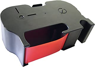 NuPost NPTB700 Pitney Bowes Compatible 767-1 Postage Meter Red Ribbon Cassettes - 2-Pack