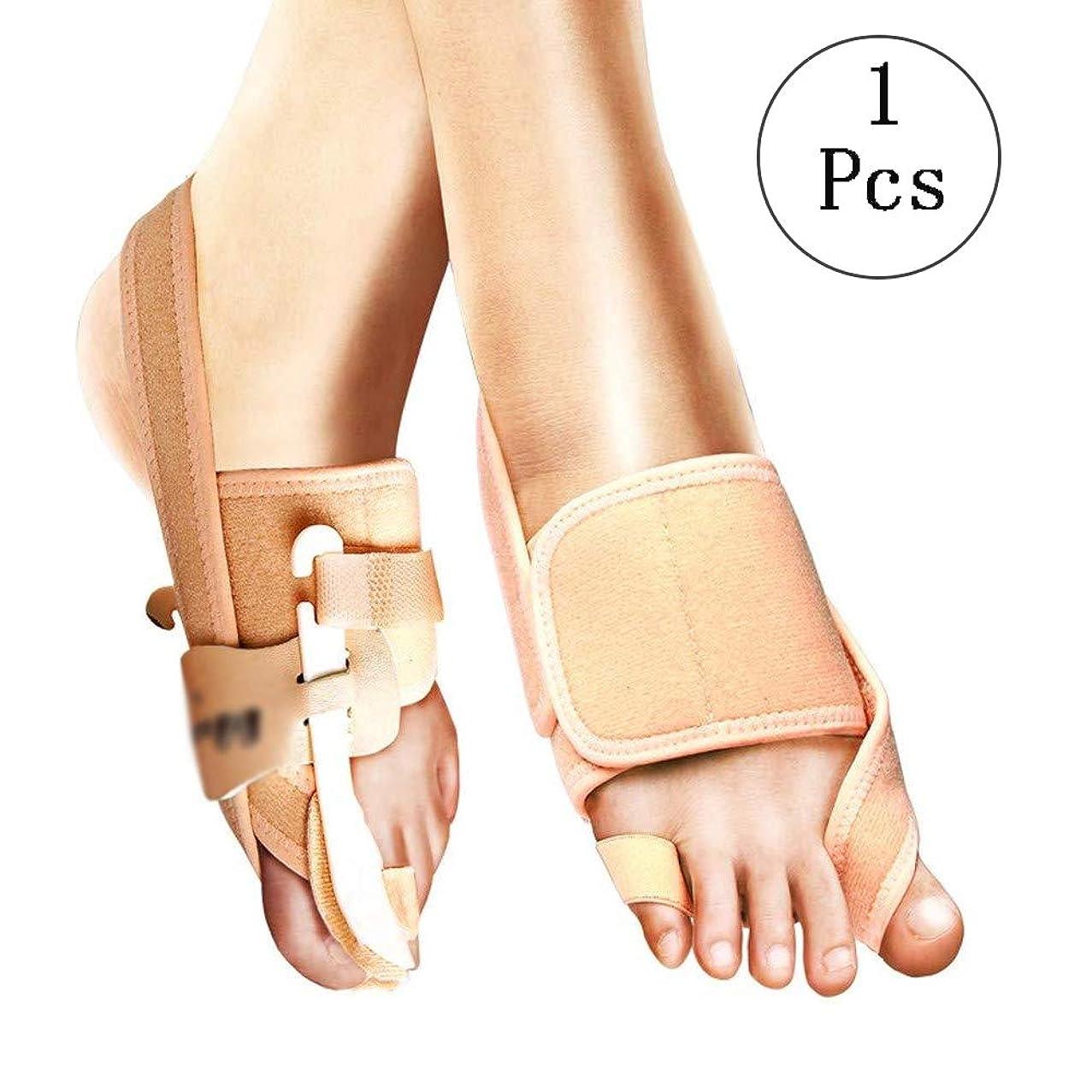 該当する通信するアクションつま先セパレーター付きの足の親指矯正器、男性と女性の柔らかいガスケット痛みを伴う外反母外傷スプレッダー大きな足装具包帯,LeftFoot-S