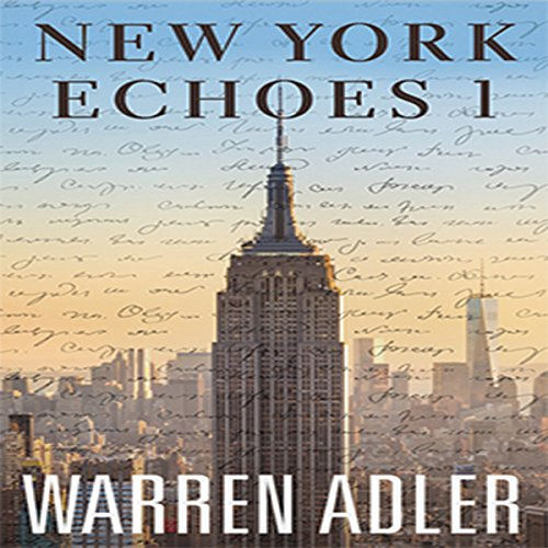 New York Echoes audiobook cover art