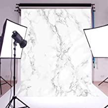 F-FUN SOUL 5x7ft Marble Texture Cotton Backdrop Retro Professional Phography Backgrounds Artistic Portrait Photo Video Studio Props Room Murals FSGE001