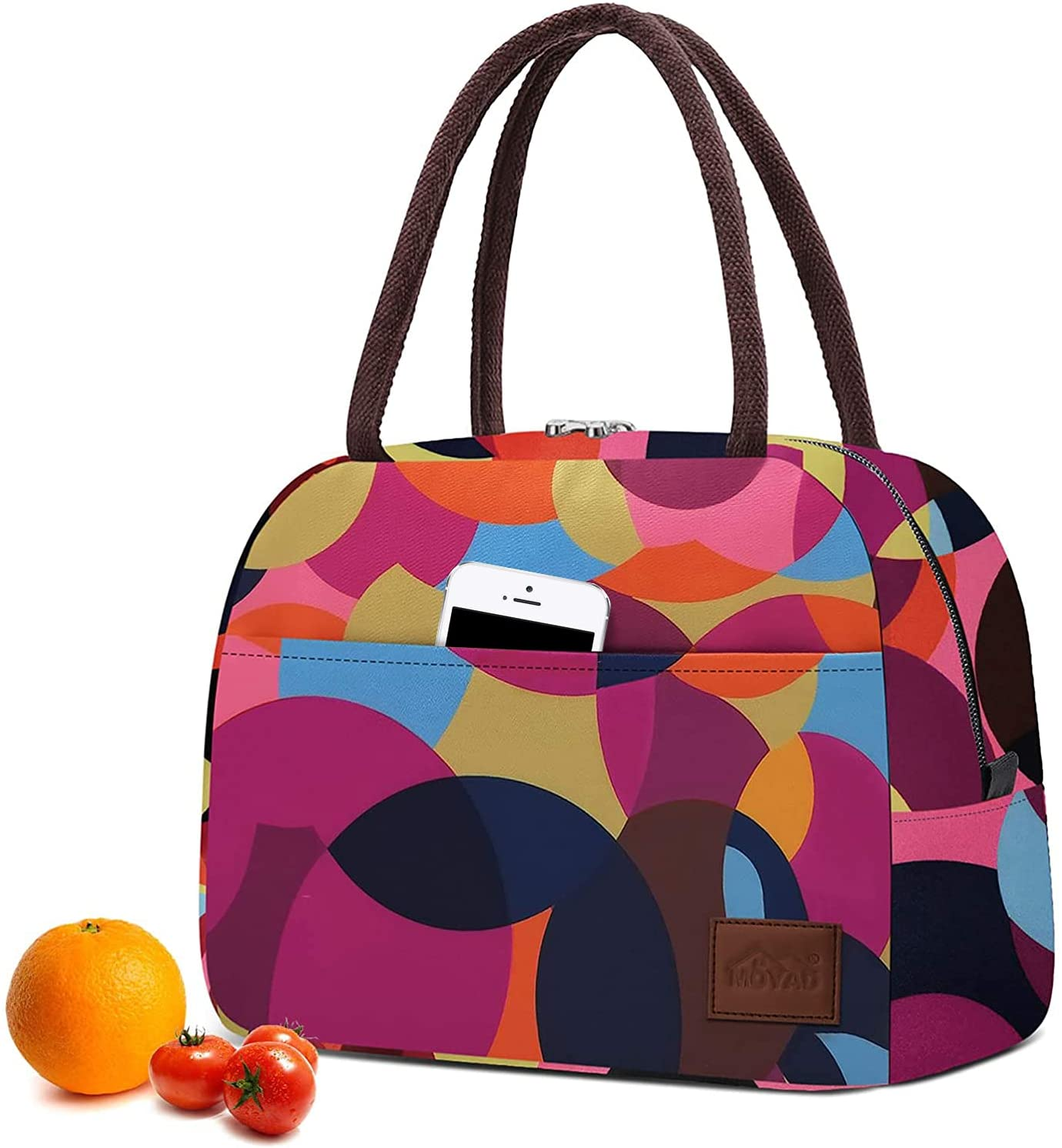 Lunch Bags for 100% quality warranty! Women Insulated M Cooler Box Deluxe Thermal Adults