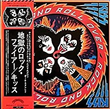 Rock and Roll Over - Japan Import - with Obi