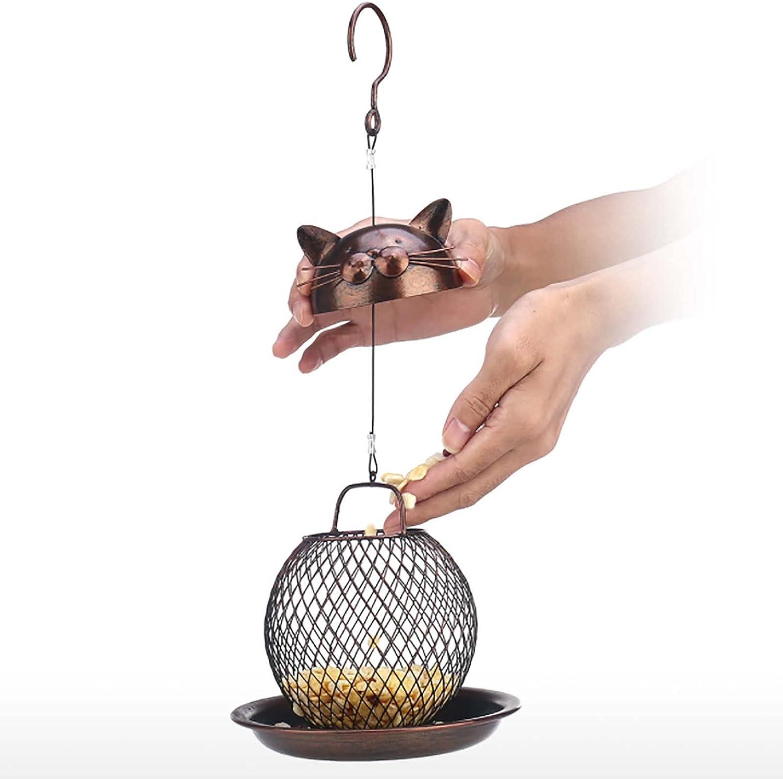 2021 LJTT Bird sale Feeder Hanging Garden with Tray Outdoor